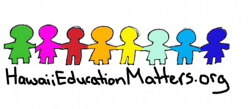 Hawaii Education Matters Logo