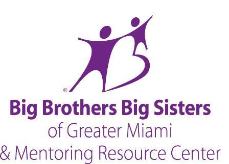 Big Brothers and Big Sisters of Greater Miami Logo