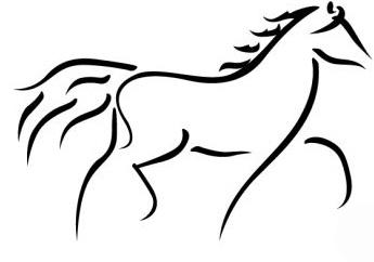 Hope Equine Rescue, Inc. Logo