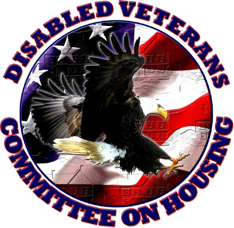Disabled Veterans Committee on Housing Logo