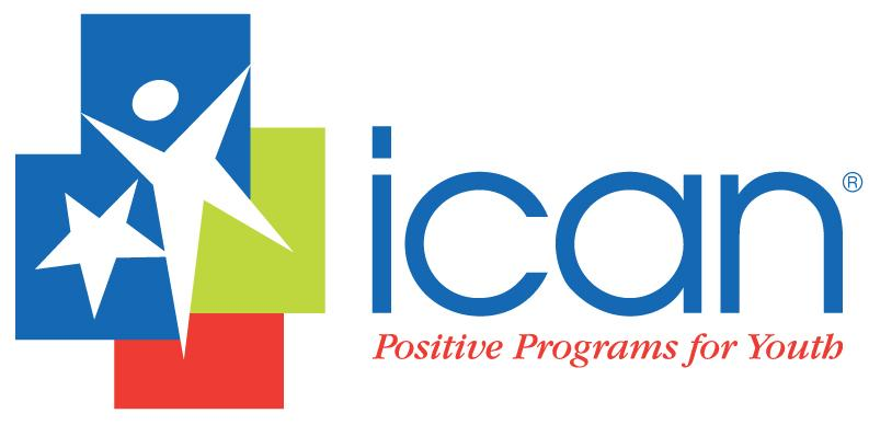 ICAN: Positive Programs for Youth Logo