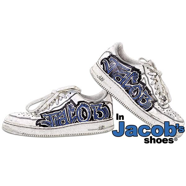 JACOB S ZWEIG FOUNDATION INC  dba IN JACOB'S SHOES Logo