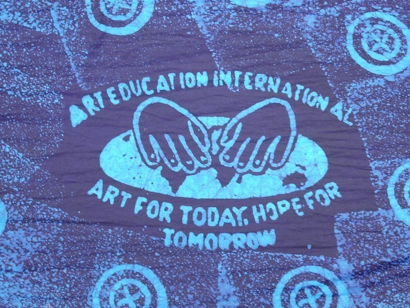 Arts Education International Logo