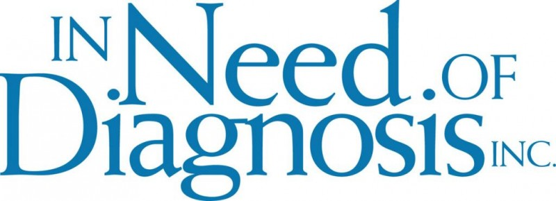 In Need of Diagnosis Logo