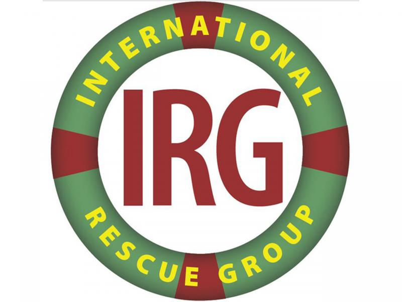 International Rescue Group Logo
