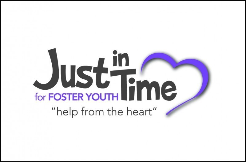 Just in Time for Foster Youth Logo