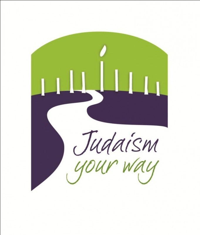 Judaism Your Way Logo
