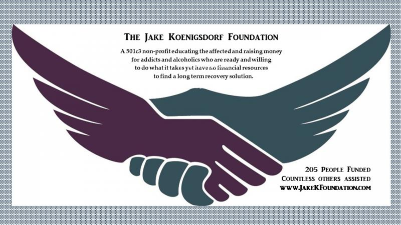 Jake Koenigsdorf Foundation Inc Logo
