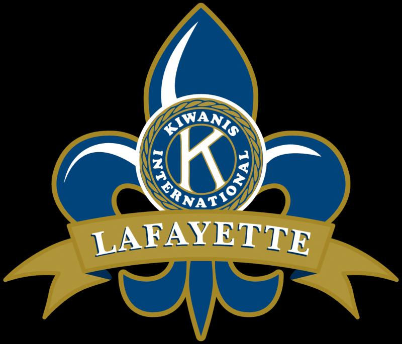 Kiwanis Club of Lafayette Foundation Logo