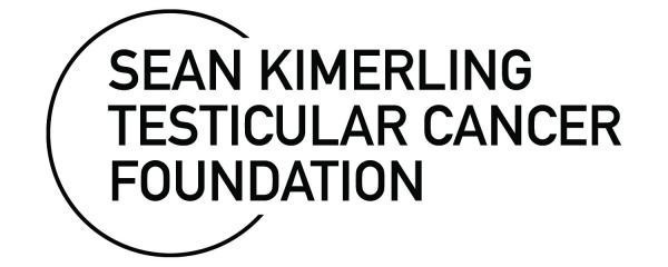 Sean Kimerling Testicular Cancer Foundation, Inc Logo