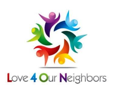 Love 4 Our Neighbors Logo