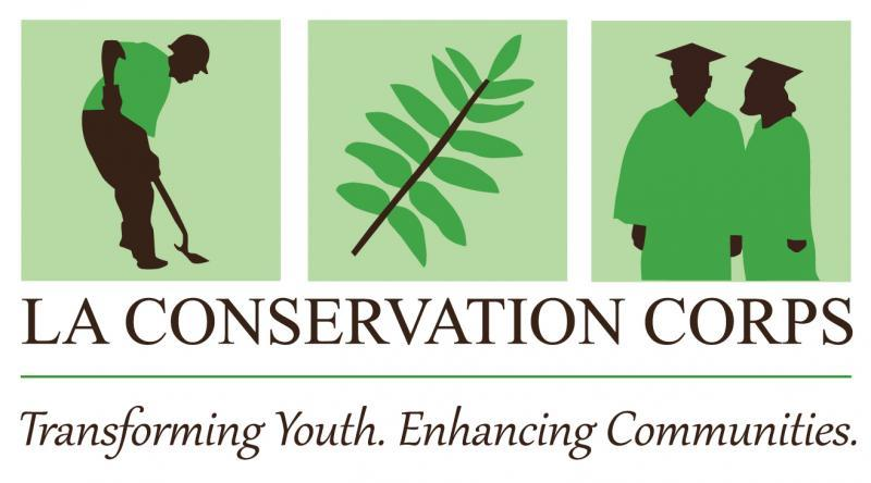 Los Angeles Conservation Corps Logo