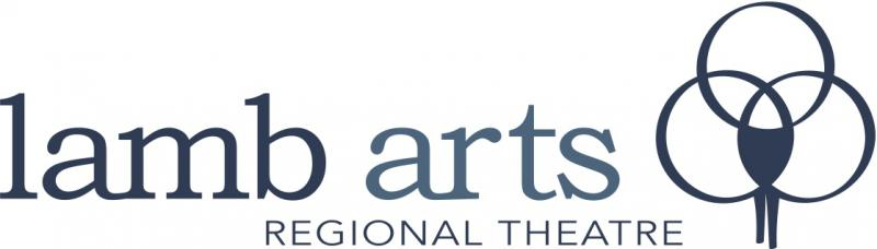 Lamb Arts LTD-LAMB  Arts Regional Theatre/School Logo