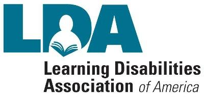 Learning Disabilities Assoc of America Logo