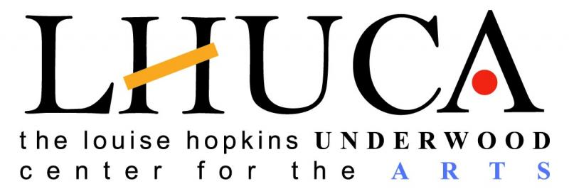THE LOUISE HOPKINS UNDERWOOD CENTER FOR THE ARTS Logo