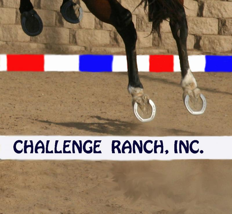 Challenge Ranch Logo