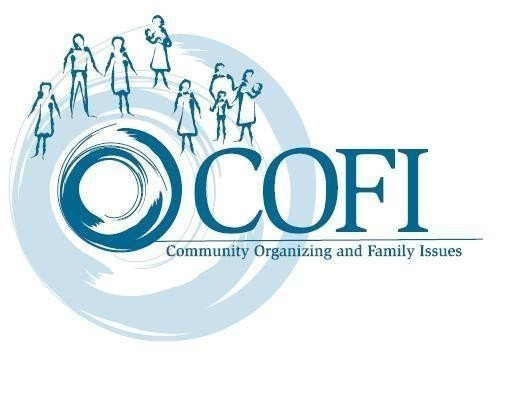 Community Organizing and Family Issues Logo
