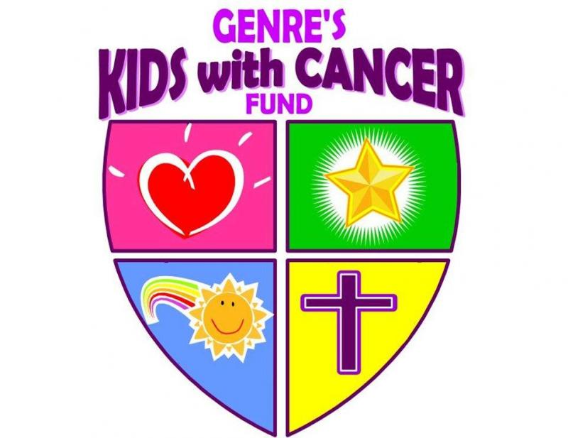 GENRES KIDS WITH CANCER FUND Logo