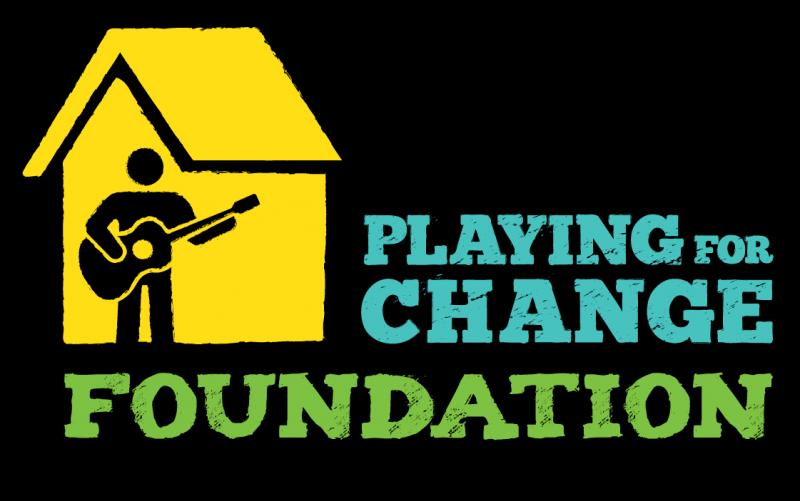 Playing For Change Foundation Logo