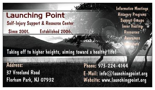 Launching Point Logo