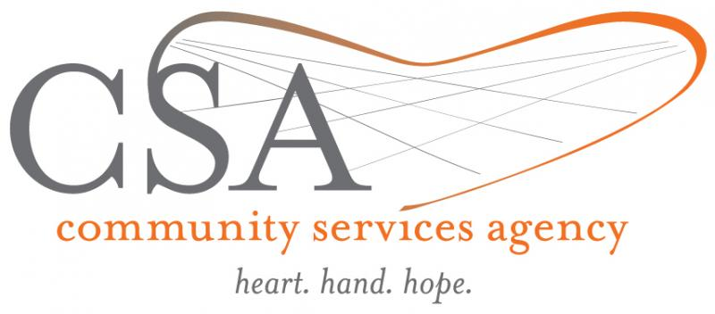 Community Services Agency Logo