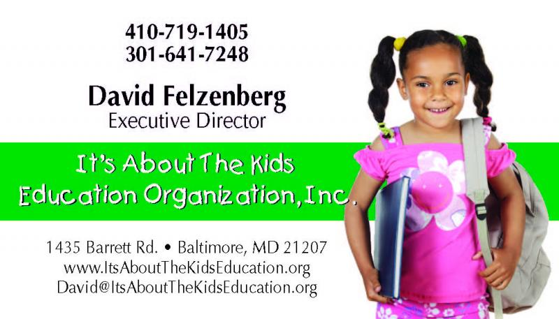 It's About The Kids Education Organization Inc