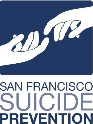 San Francisco Suicide Prevention Logo
