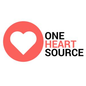 One Heart Source Logo