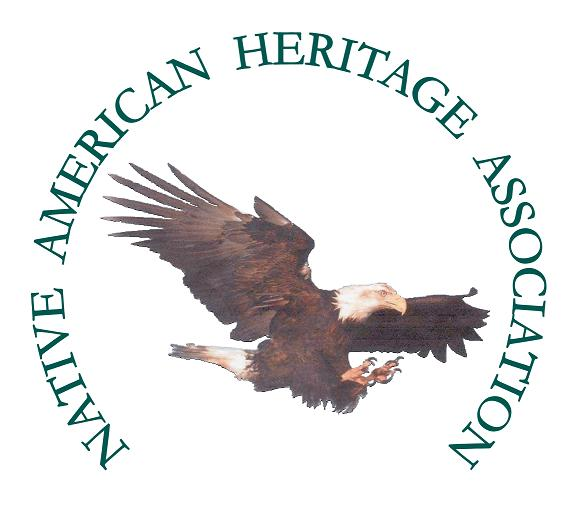 Native American Heritage Association Logo