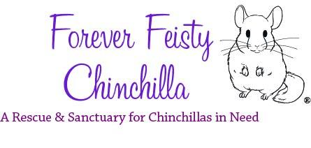 Forever Feisty Chinchilla Rescue Inc Logo