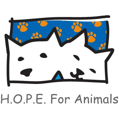 Hope for Animals Logo