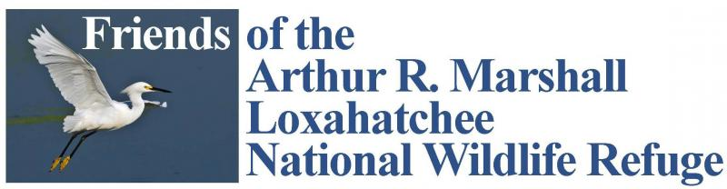 Friends of the Arthur R Marshall Loxahatchee Natl Wildlife Refuge Logo