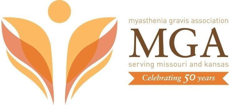 Myasthenia Gravis Association of Kansas City Logo