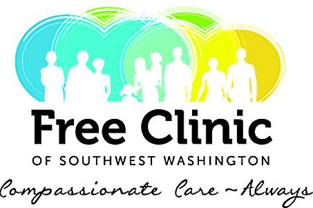 Free Clinic of Southwest Washington Logo