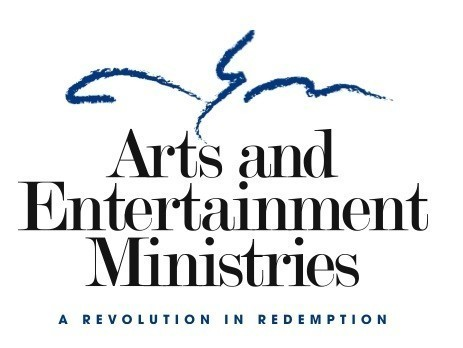 Arts & Entertainment Ministries Logo