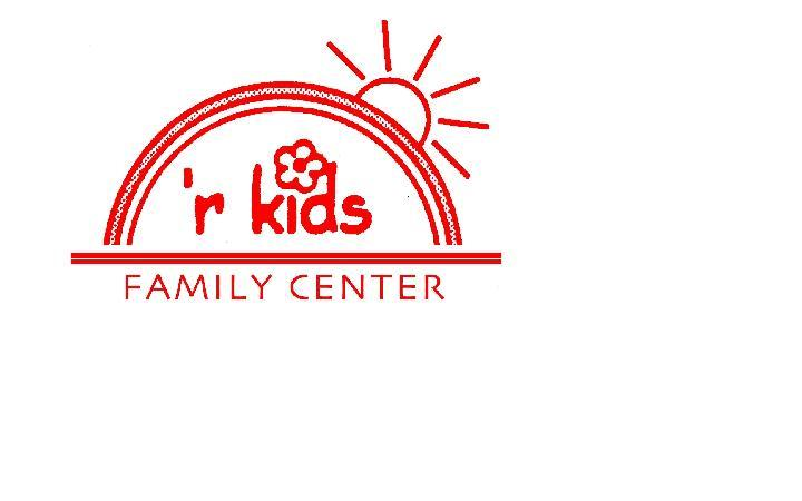 'r kids Family Center Logo