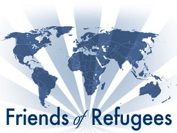 Friends of Refugees Inc Logo
