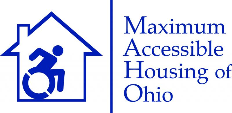 Maximum Accessible Housing of Ohio Logo