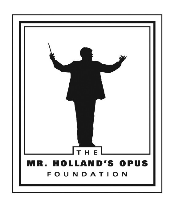The Mr. Holland's Opus Foundation Logo