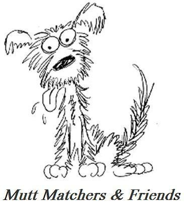 Mutt Matchers & Friends Logo
