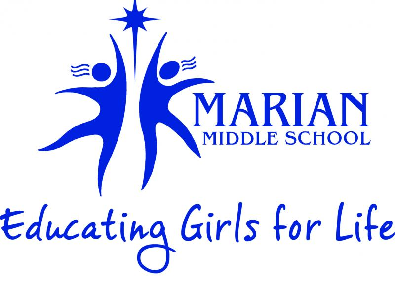 Marian Middle School Logo