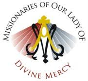 MISSIONARIES OF OUR LADY OF DIVINE MERCY Logo