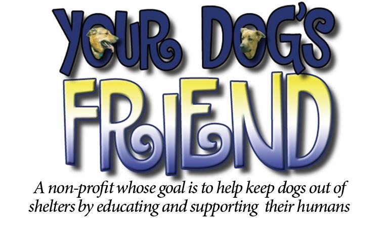 Your Dog's Friend Logo