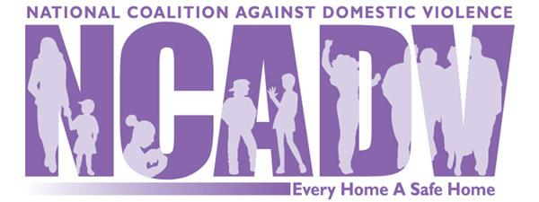 National Coalition Against Domestic Violence Logo