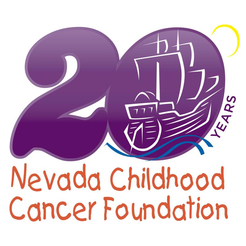 Nevada Childhood Cancer Foundation Logo