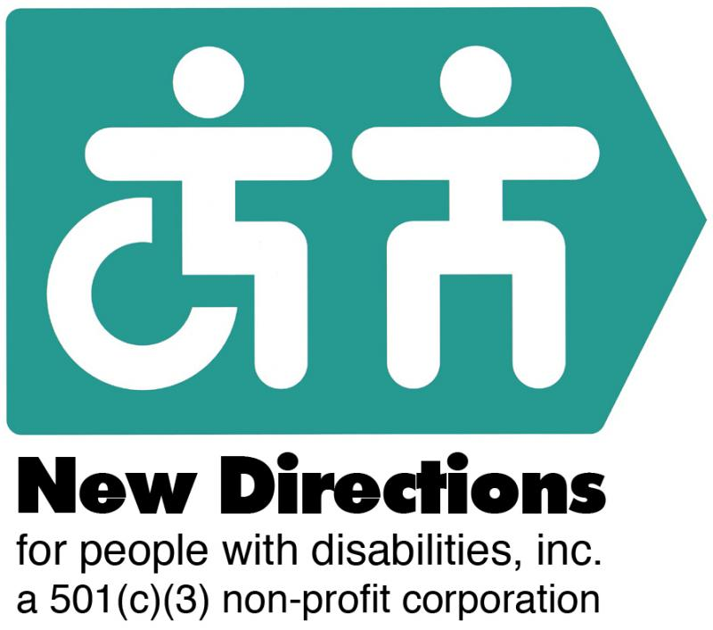 New Directions for People With Disabilities Inc Logo