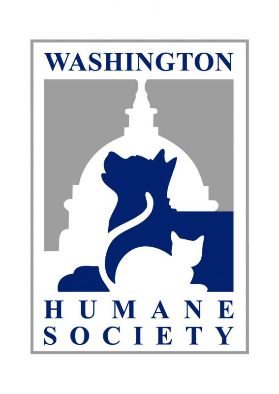 Washington Humane Society (The Society for the Prevention Of Cruelty to Animals) Logo
