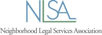 Neighborhood Legal Services Association aka NLSA Logo