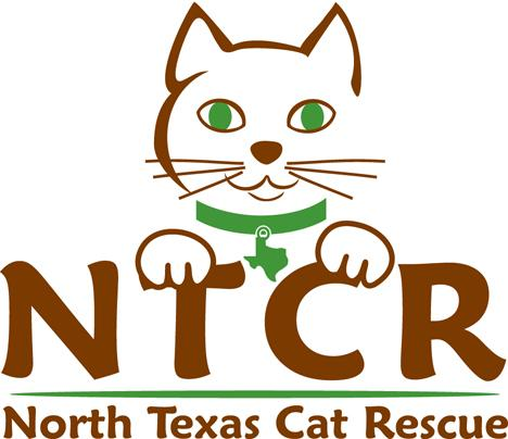 North Texas Cat Rescue Logo