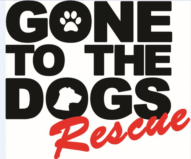 Gone-to-the-Dogs Rescue Inc. Logo